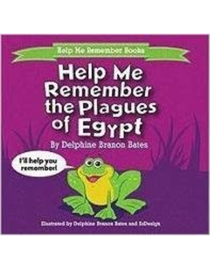 Bates Help Me Remember the Plagues of Egypt