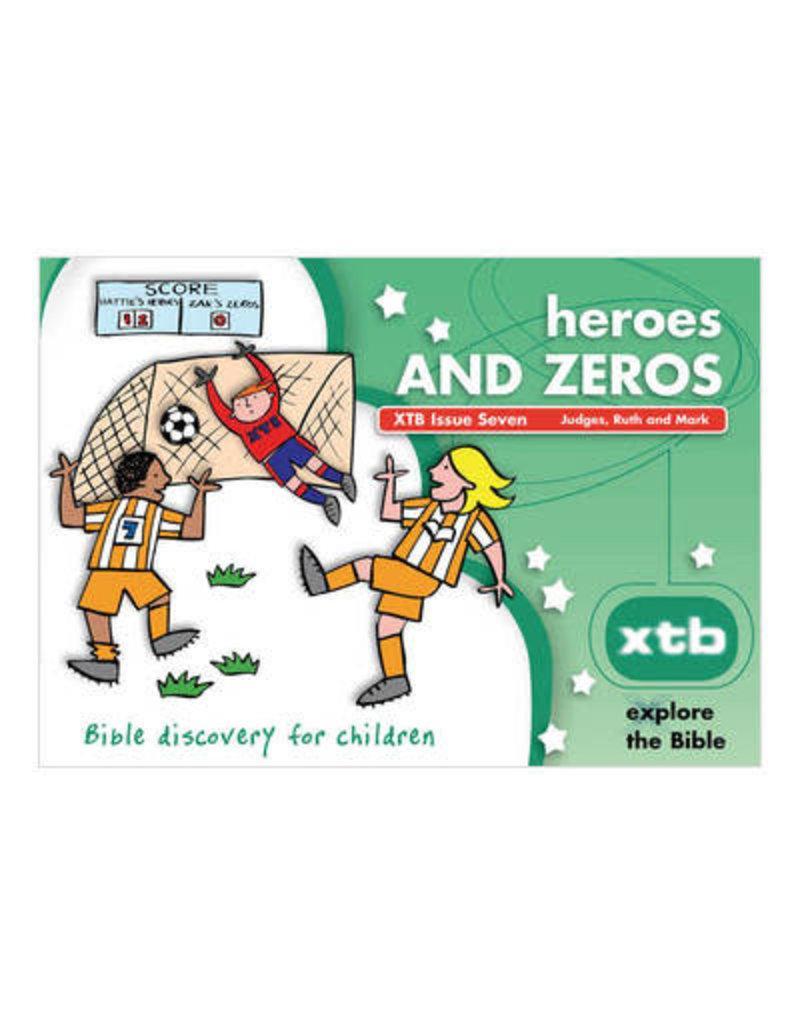 XTB Heroes and Zeros
