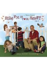 Green Hide 'Em In Your Heart, CD