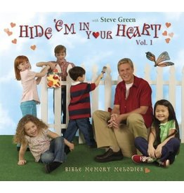 Green Hide 'Em In Your Heart, CD