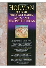 Holman Holman Book of Biblical Charts, Maps & Reconstructions