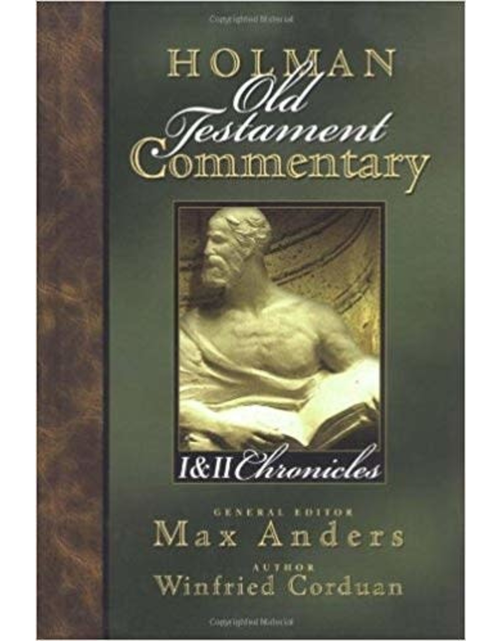 Gorduan Holman Commentary - 1,2 Chronicles