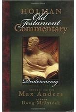 McIntosh Holman Commentary  Deuteronomy