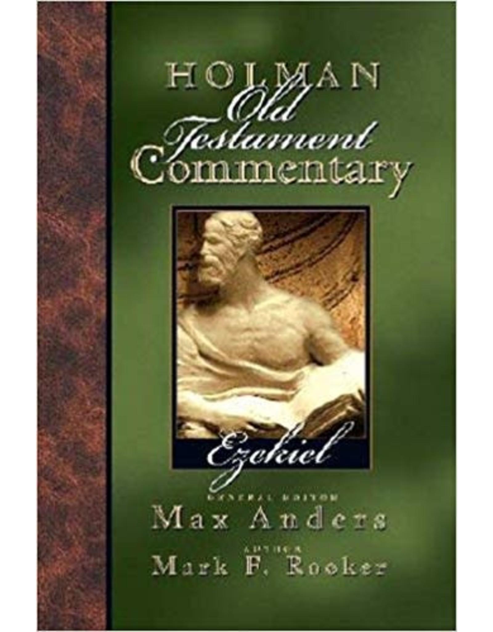Rooker Holman Commentary Old Testament - Ezekiel