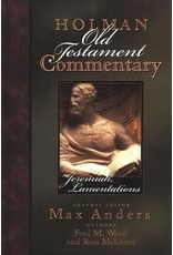 Wood Holman Commentary Jeremiah, Lamentations