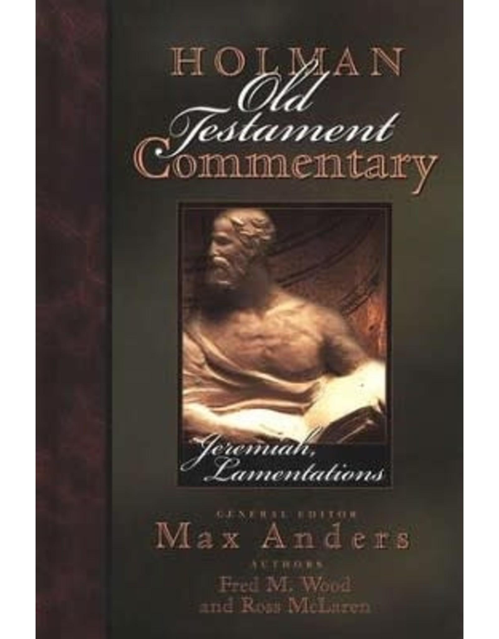 Wood Holman Commentary - Jeremiah, Lamentations