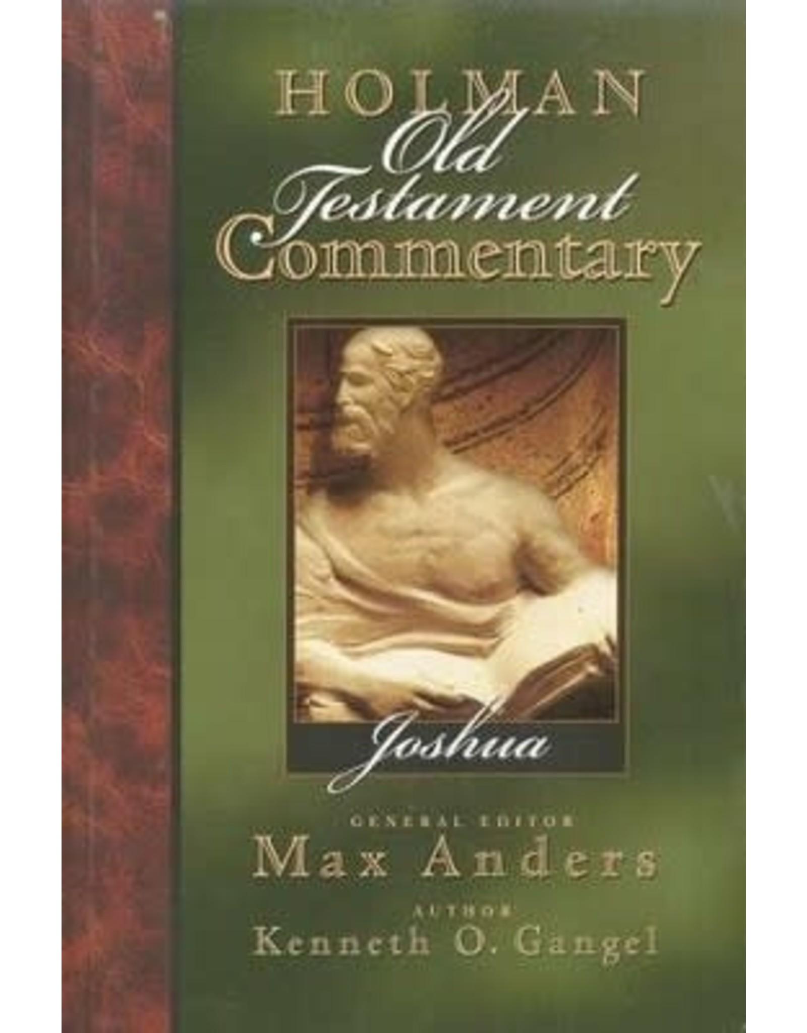 Gangel Holman Commentary - Joshua