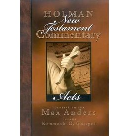 Anders Holman New Testament Commentary, Acts