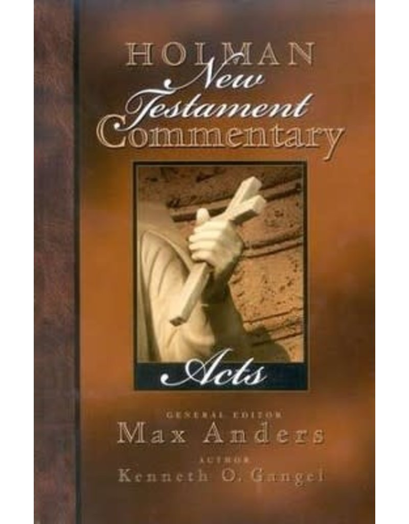 Anders Holman N.T. Commentary, Acts