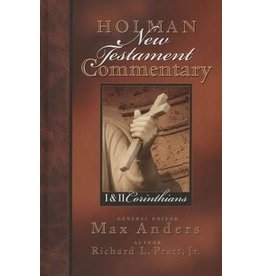 Anders Holman New Testament Commentary: 1 & 2 Corinthians