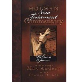 Anders Holman N.T. Commentary, Hebrews &  James