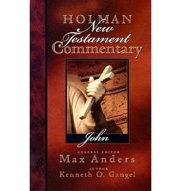 Anders Holman New Testament Commentary: John