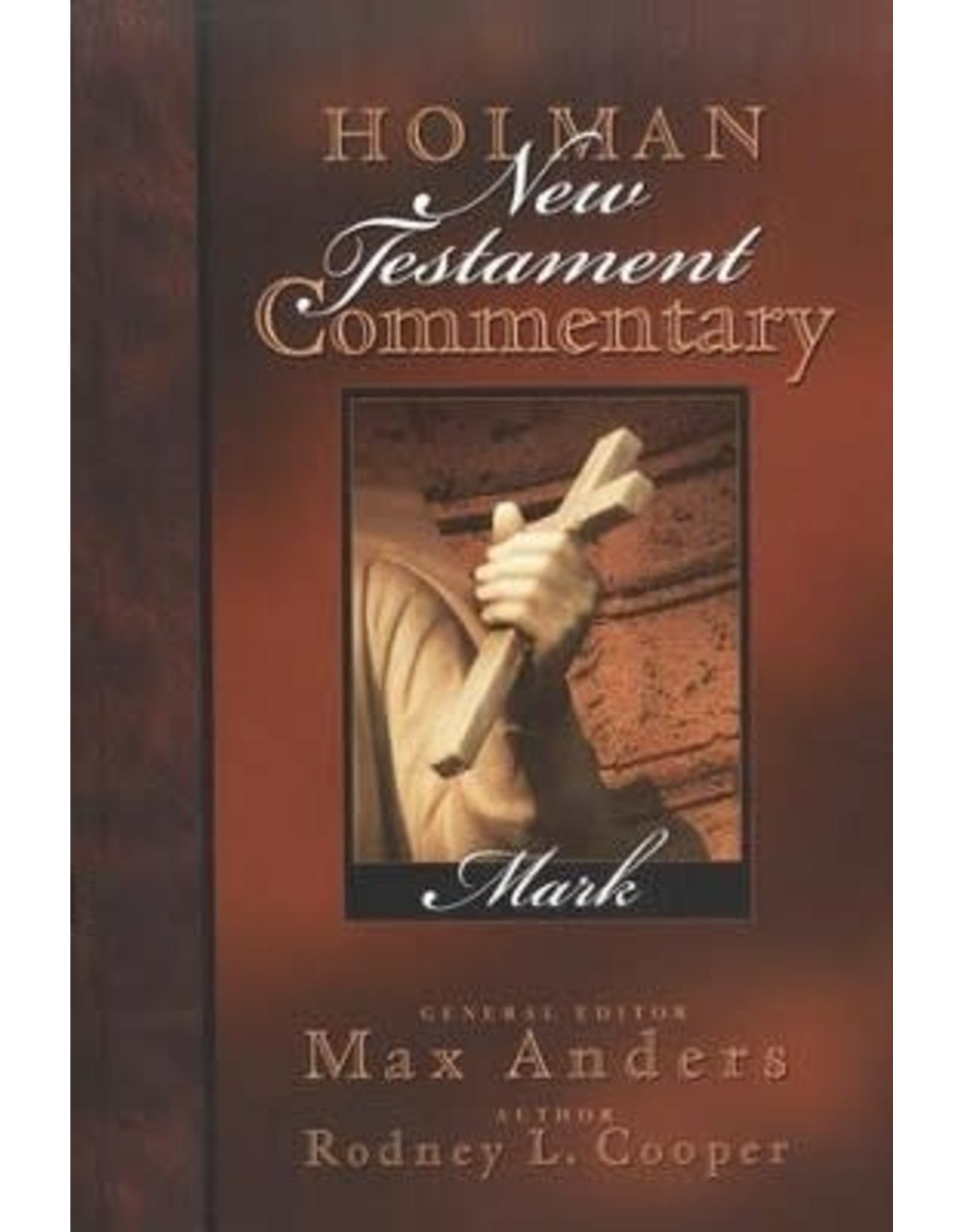 Anders Holman New Testament Commentary: Mark