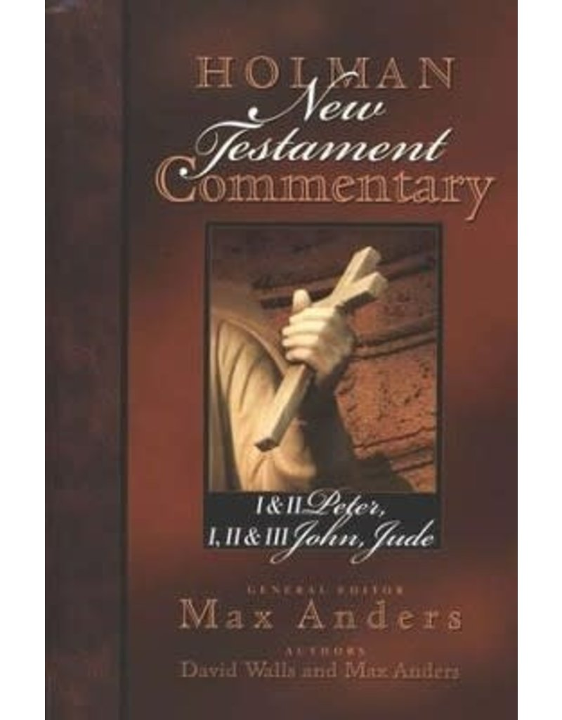 Anders Holman N.T. Commentary, Peter 1&2,  John 1,2,3, Jude