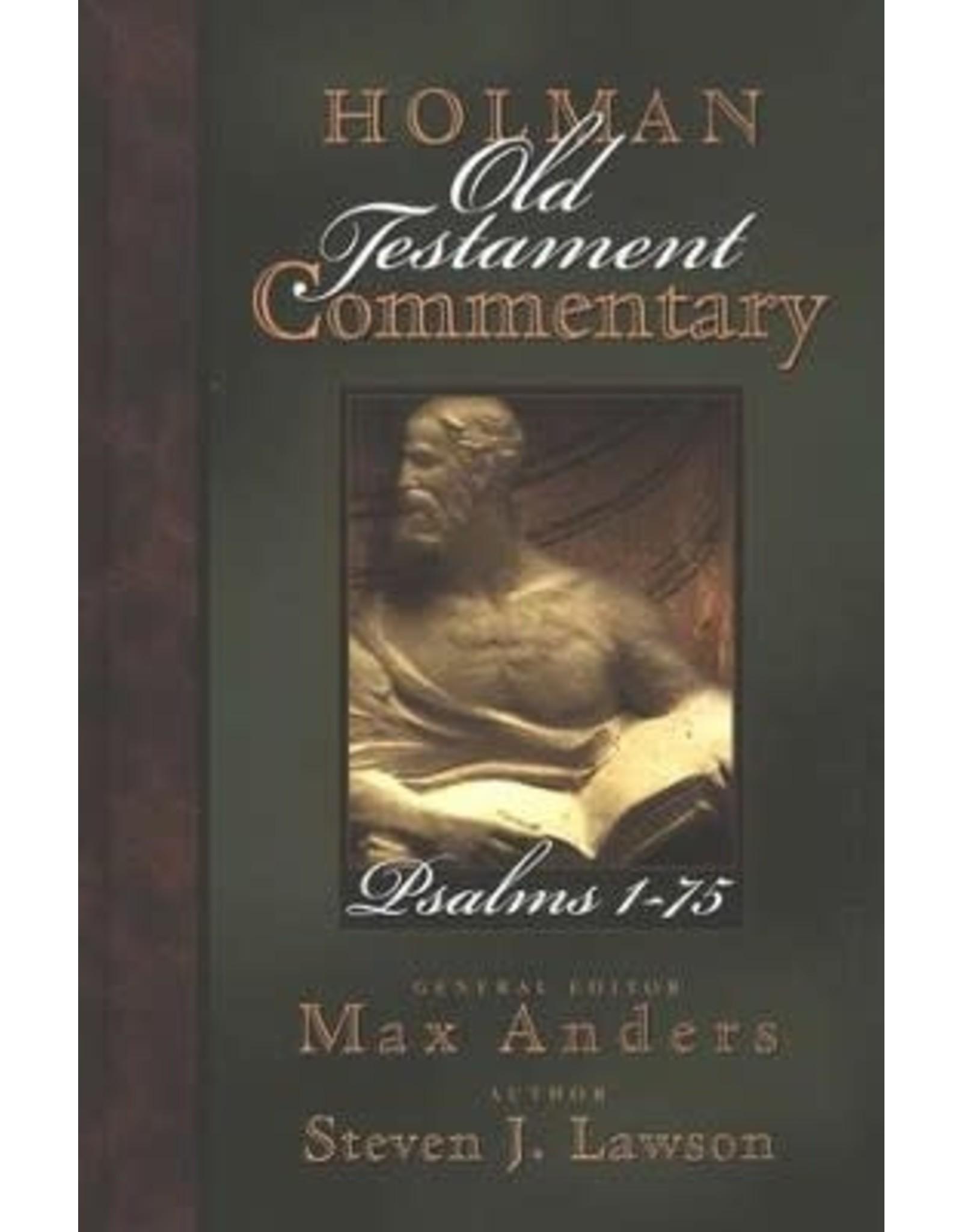 Lawson Holman Commentary - Psalms 1-75