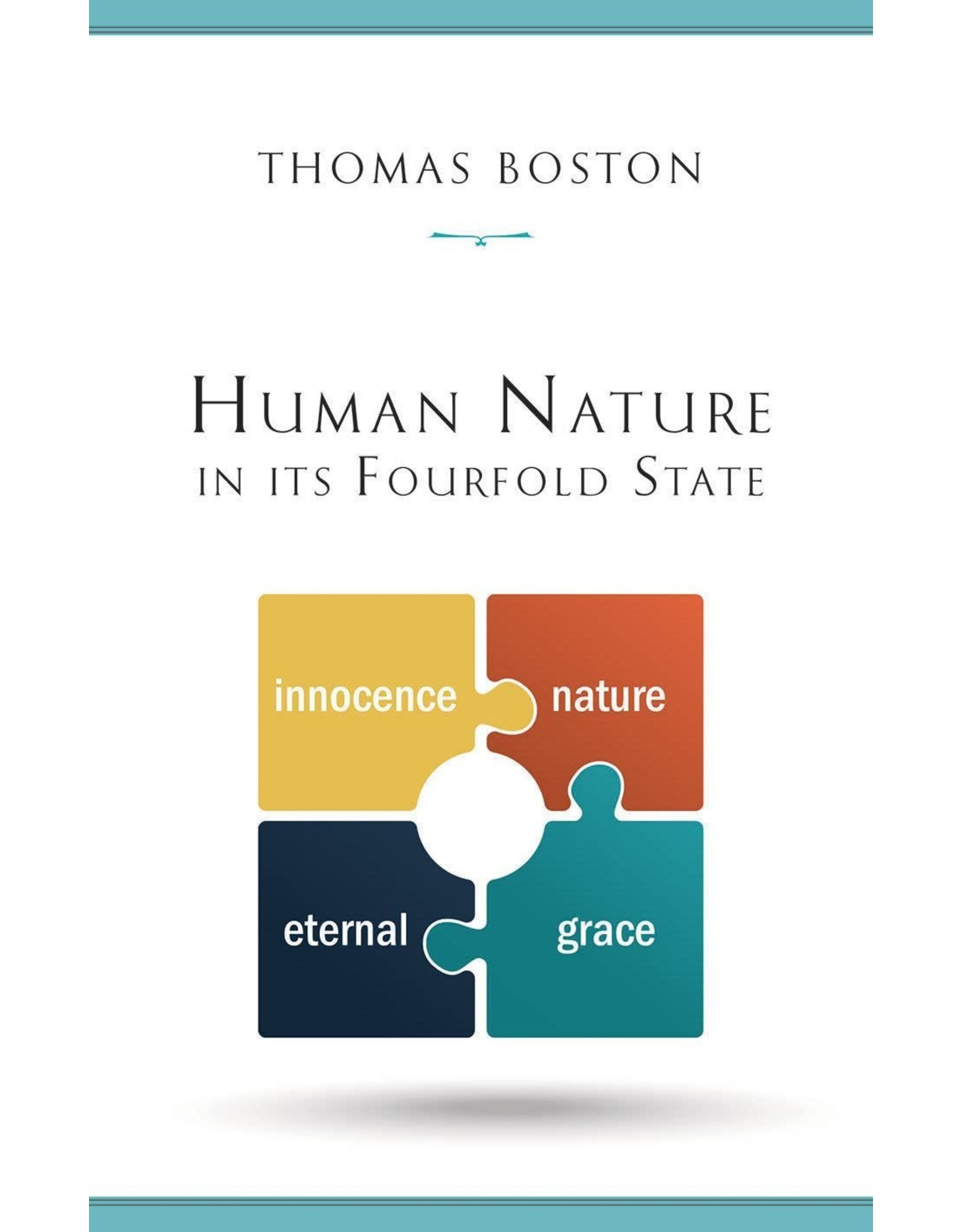 Boston Human Nature in it's Fourfold State