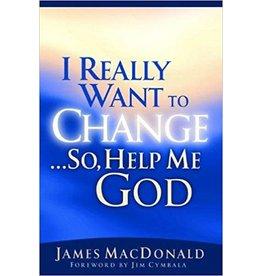MacDonald I Really Want to Change