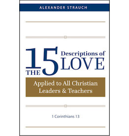 Strauch 15 Descriptions of Love