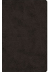 Crossway ESV Men's Devotional Bible TrueTone Black