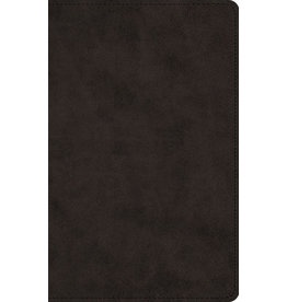 Crossway ESV Men's Devotional Bible TrueTone Black