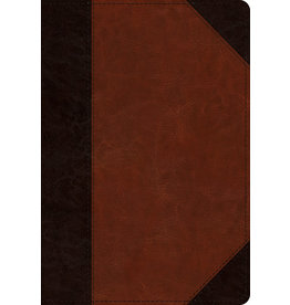 Crossway ESV Student Study Bible Trutone Brown/Cordovan
