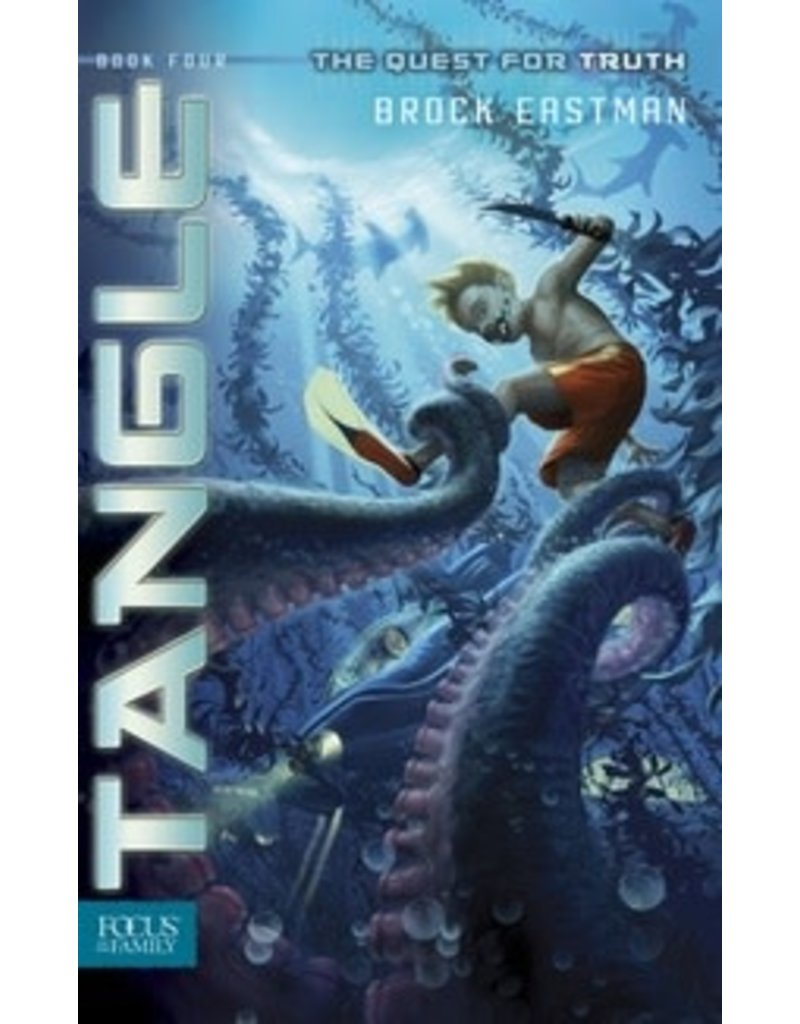 Eastman Tangle - Quest for Truth, Book 4