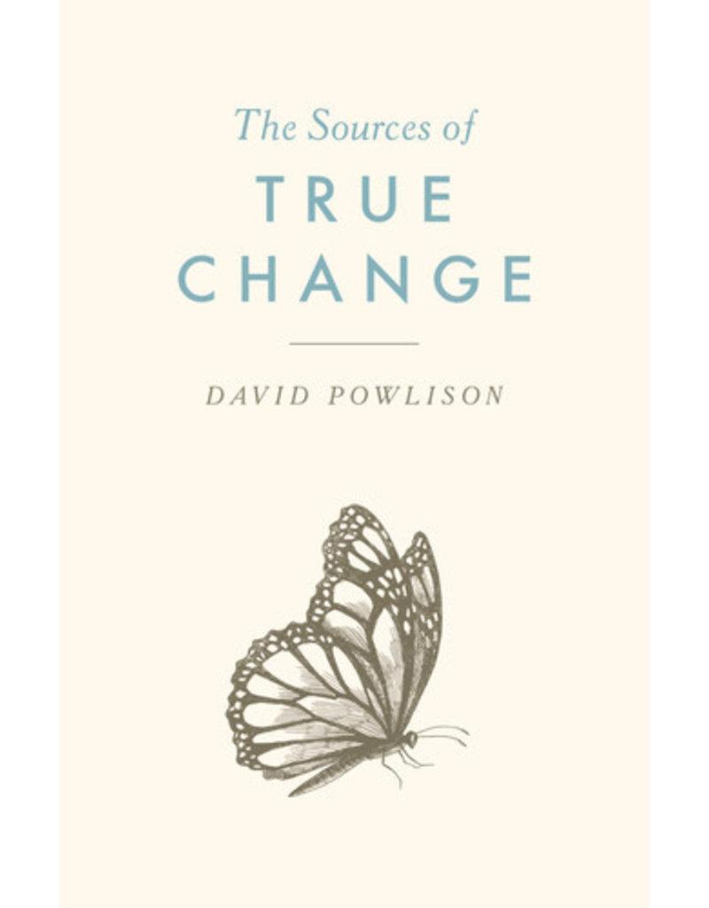 Powlison Sources of True Change