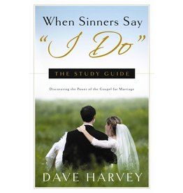 "Harvey When Sinners Say ""I Do"" Study Guide"