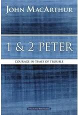 MacArthur MacArthur Bible Study  1 & 2 Peter