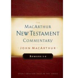 MacArthur MacArthur Commentary - Romans 1 - 8