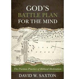 Saxton God's Battle Plan For The Mind