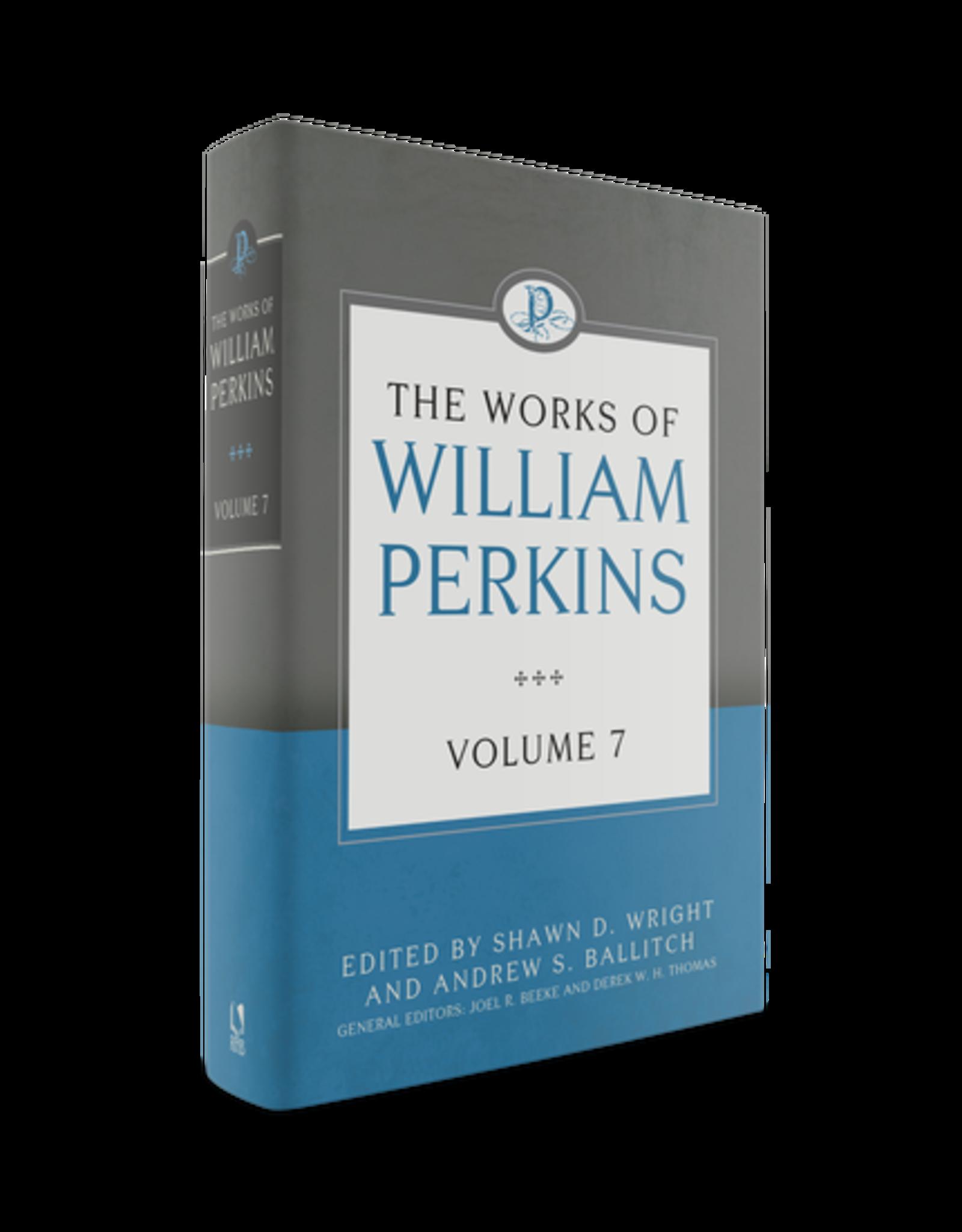 Perkins The works of William Perkins, Vol 7