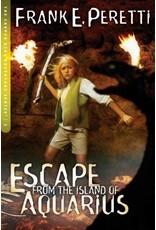 Peretti Escape From the Island of Aquarius - Cooper Kids, Book 2