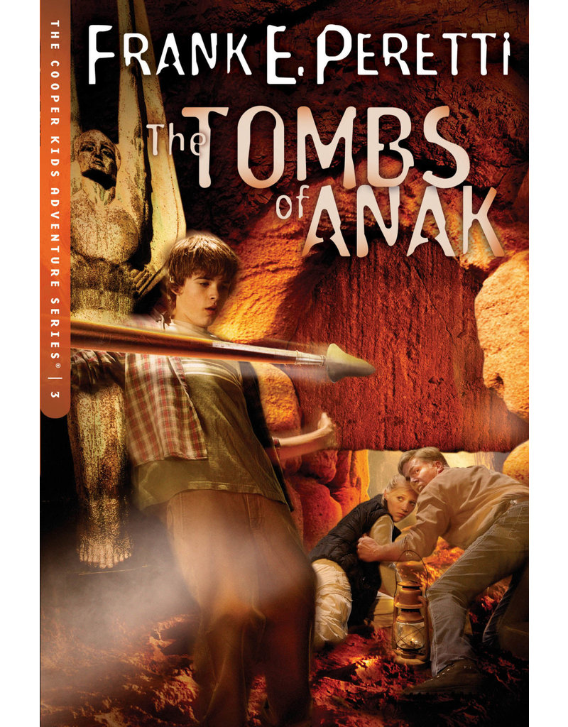 Peretti Tombs of Anak, The - Cooper Kids, Book 3