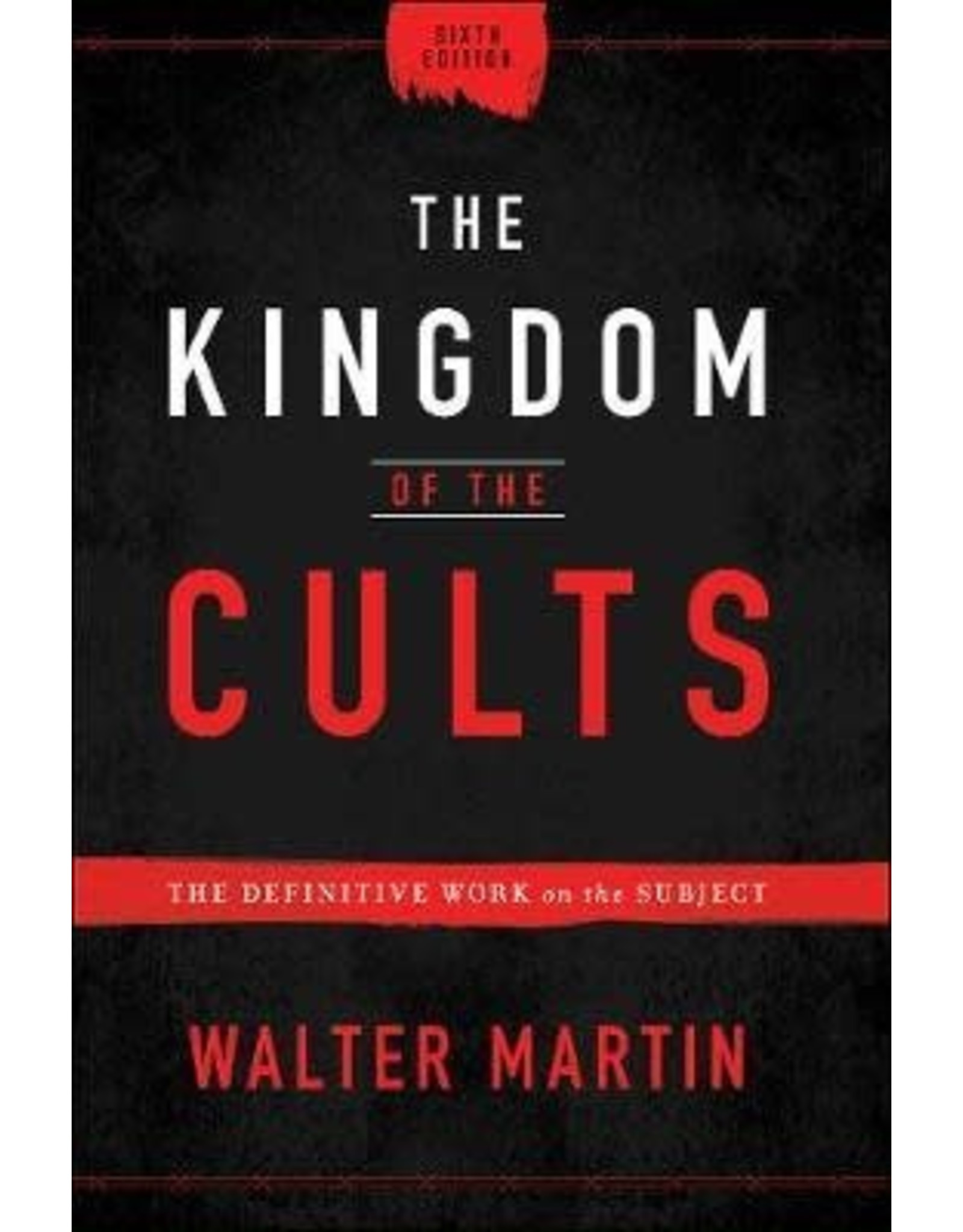 Martin The Kingdom of the Cults