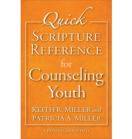 Miller Quick Scripture Ref for Counseling Youth