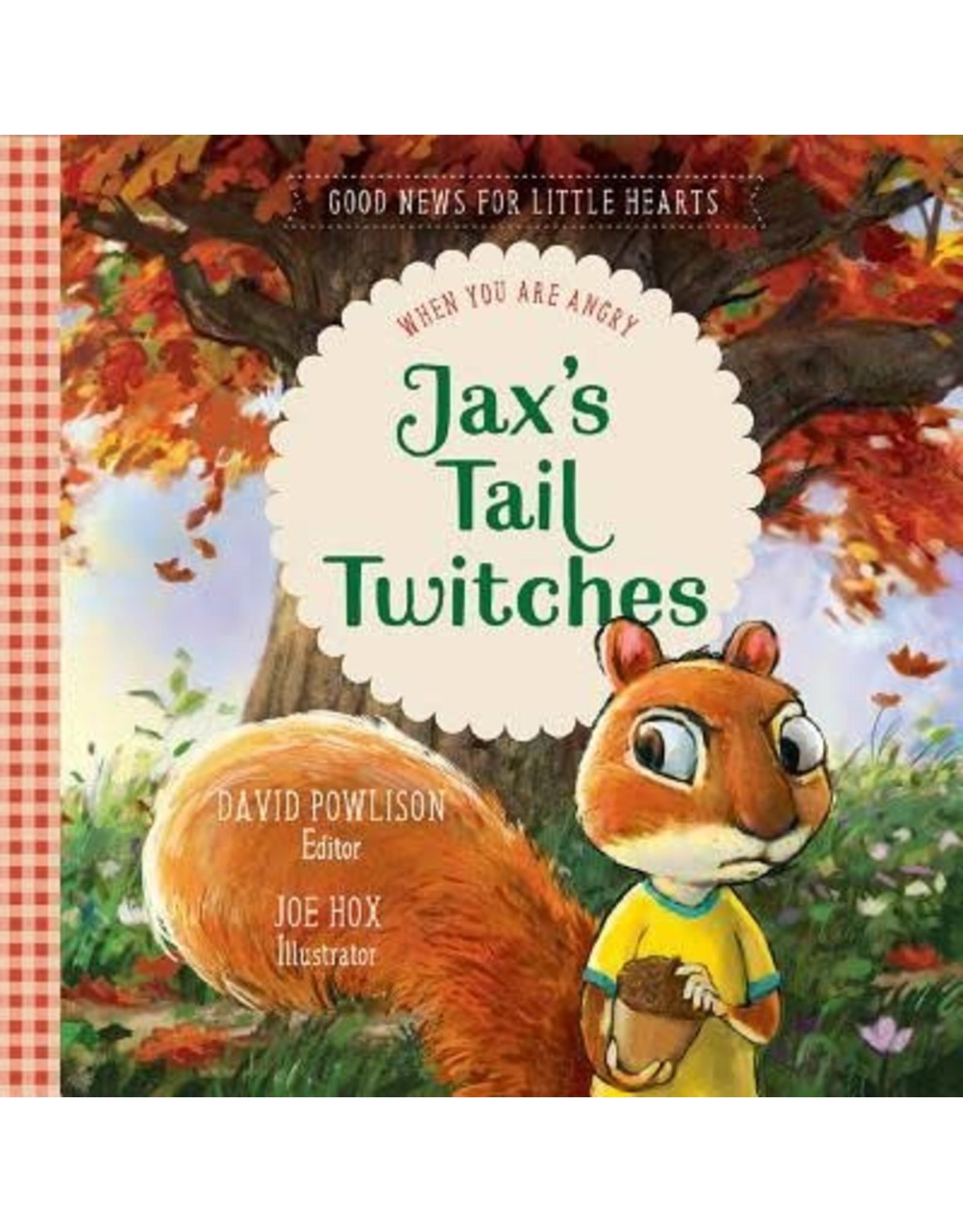 Powlison Jax's Tail Twitches