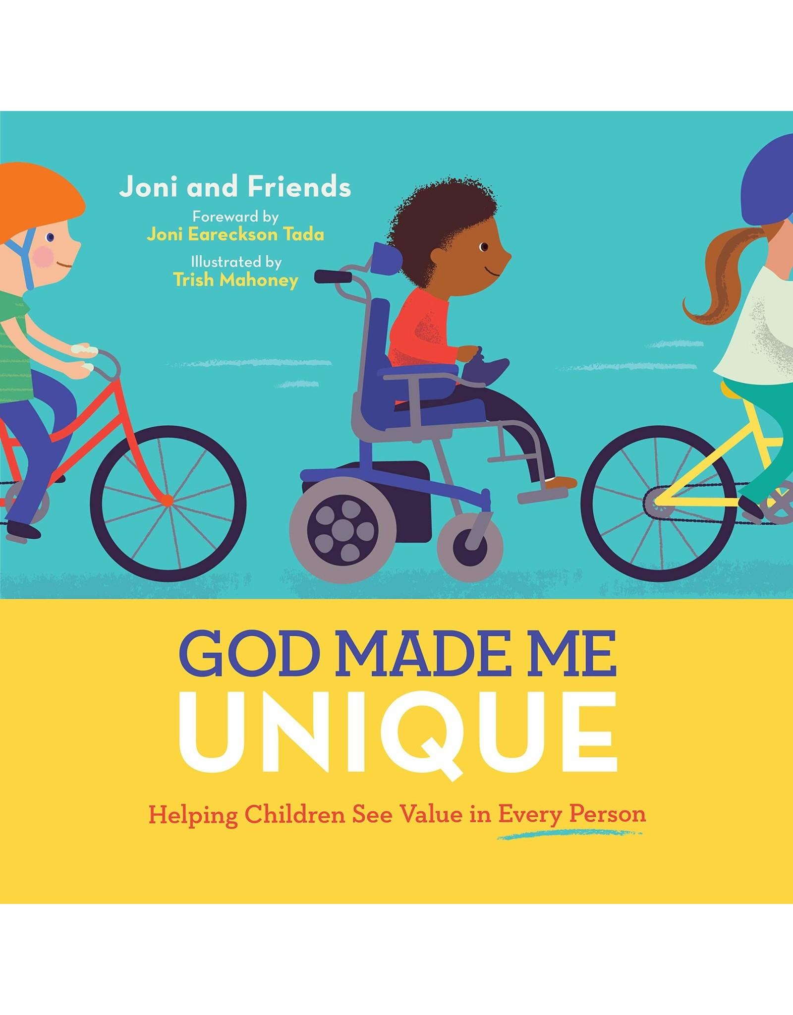 Joni & Friends God Made Me Unique
