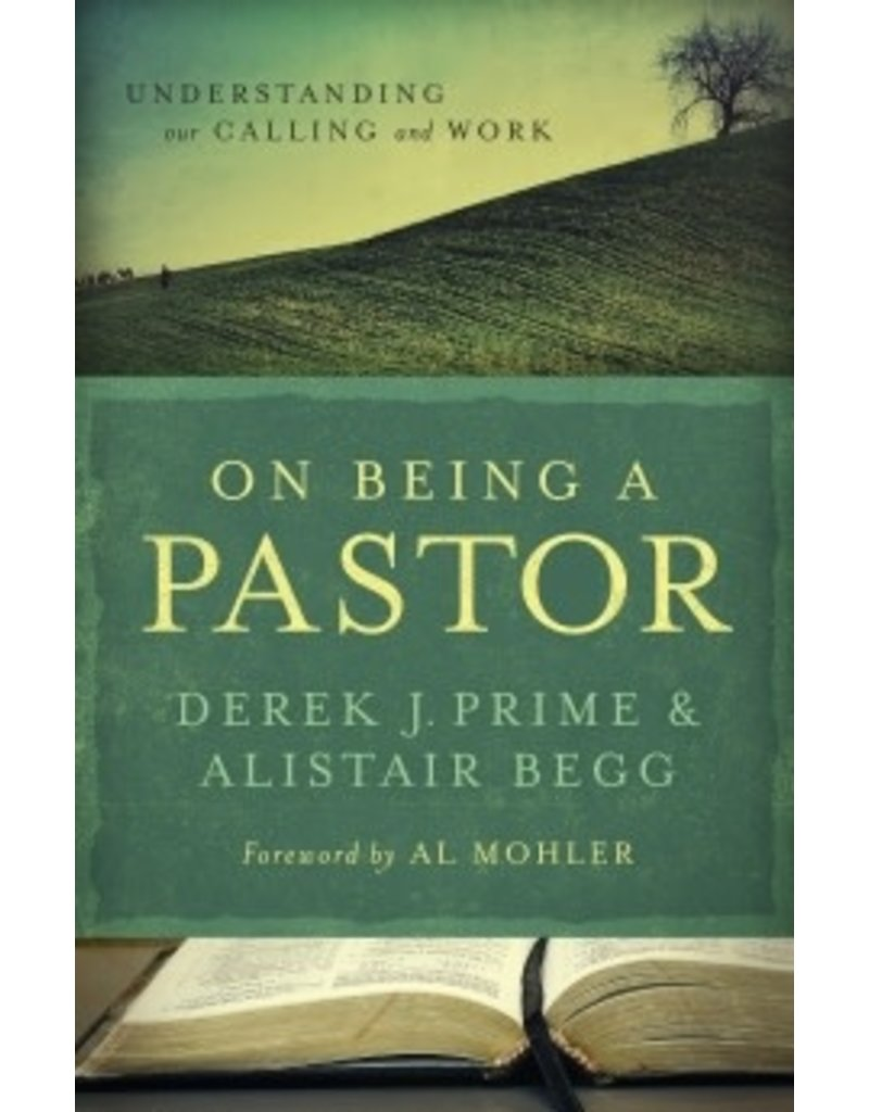 Prime On Being A Pastor