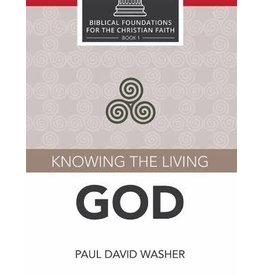 Washer Knowing the Living God