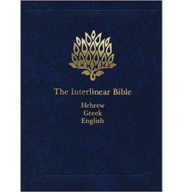 Green Interlinear Bible, The; Hebrew, Greek, English
