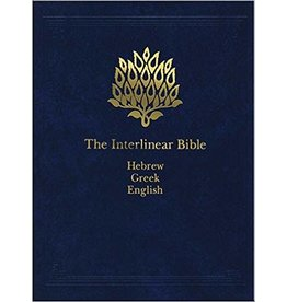 Green The Interlinear Bible - Hebrew, Greek, English