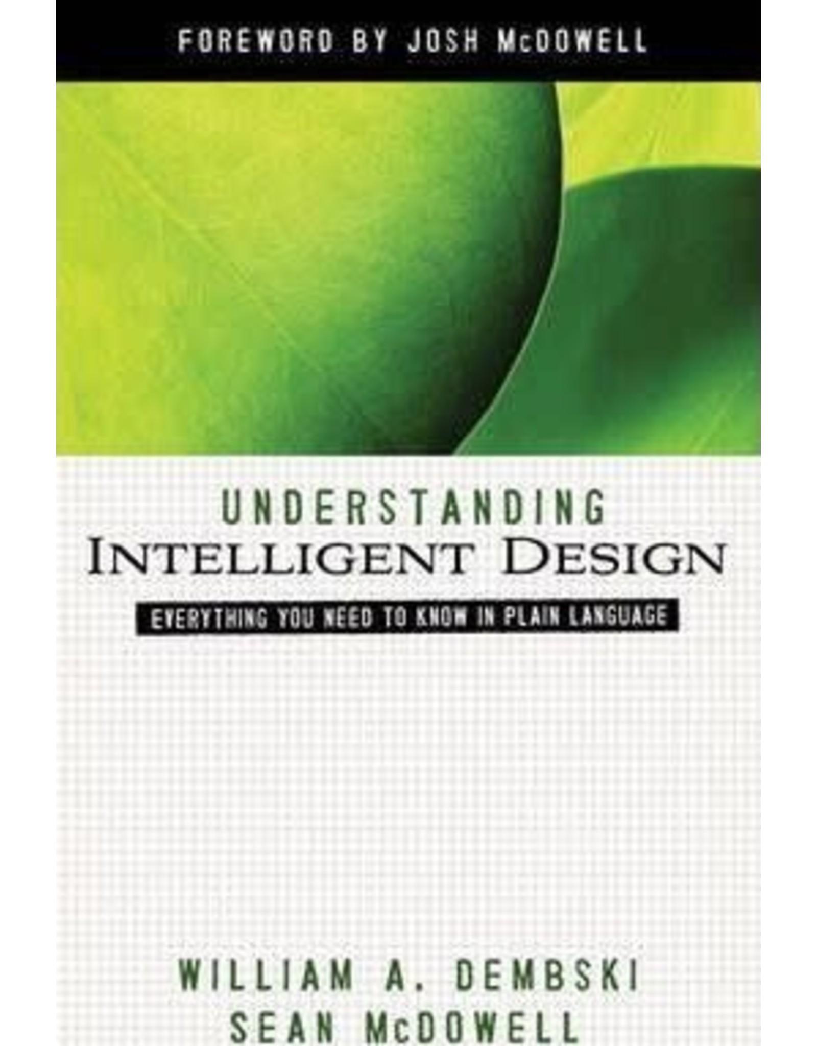 Dembski Understanding Intelligent Design
