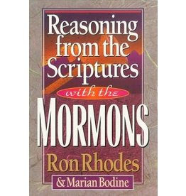 Rhodes Reasoning from the Scriptures with the Mormons
