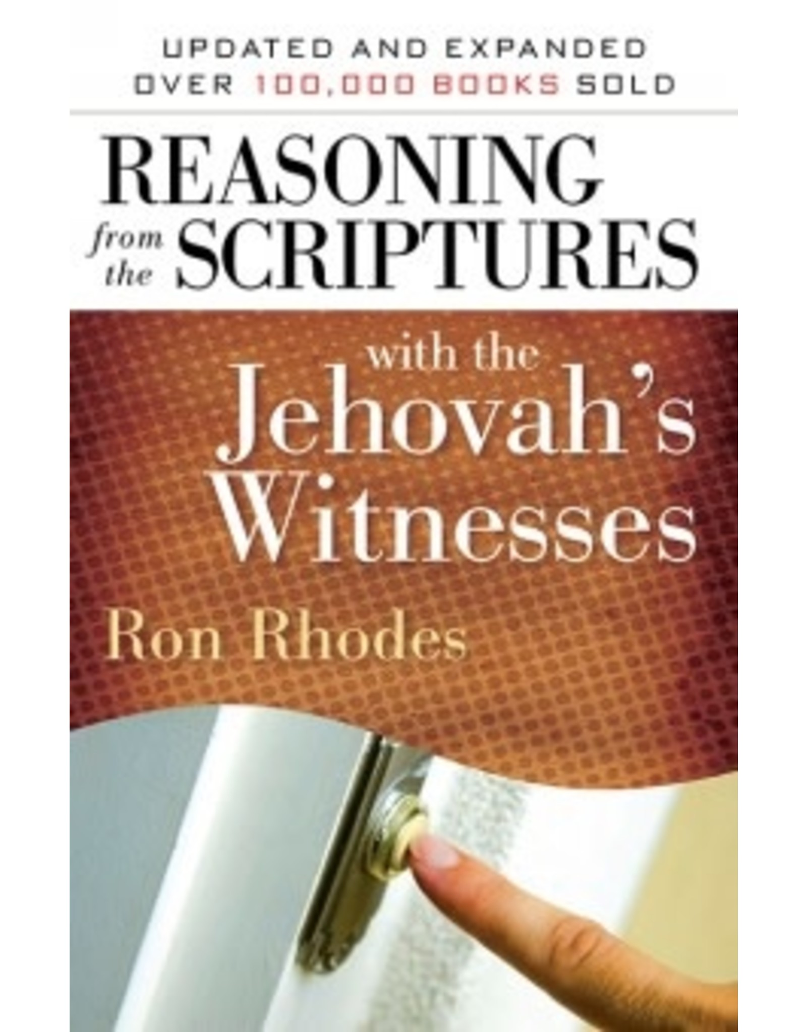 Rhodes Reasoning from the Scriptures with the  Jehovah's Witness