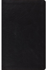 Crossway ESV Thinline Reference Large Print Black Leather