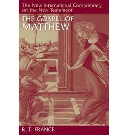 France New International Commentary - The Gospel of Matthew