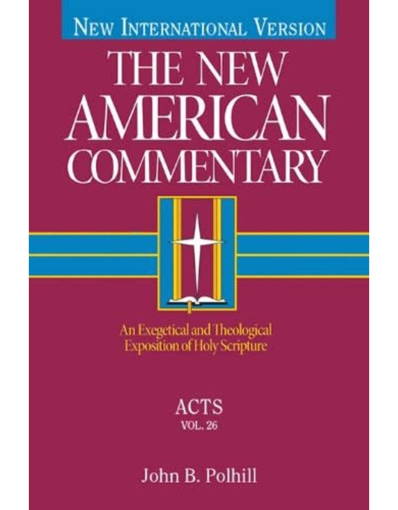 Polhill New American Commentary - Acts