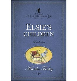 Martha Finley Elsie's Children - Book 6