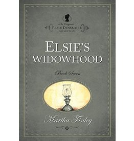 Martha Finley Elsie's Widowhood